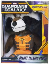 Guardians of the Galaxy - Rocket Raccoon Pratende Knuffel 40 cm