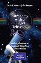 Astronomy with a Budget Telescope