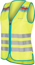 Design Fietsjas dames - WOWOW Lucy jacket geel - L
