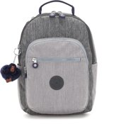 Kipling Seoul Go Small Laptoprugzak 13 inch - Ash Denim Bl