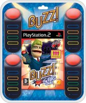 Buzz! The Big Quiz & 4 Buzzers