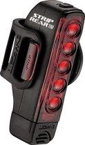 Lezyne Strip Drive Led Fiets Achterlicht - 150 Lumen - Zwart