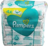 Pampers Sensitive Billendoekjes - 208 Stuks