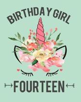 Birthday Girl Fourteen
