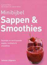 Minibijbel - Sappen en smoothies