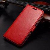 KDS Wallet case hoesje Sony Xperia Z2 rood