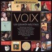 Voix : Les Grands Recital