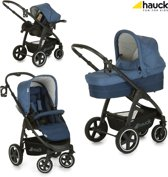 Hauck Soul Plus Trio Set - Kinderwagenset - Melange Navy