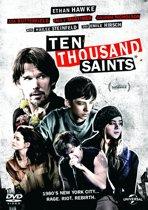 DVD cover van Ten Thousand Saints