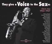 They Give A Voice To The Saxes 1923-1957