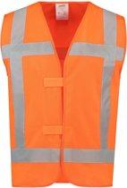 Tricorp veiligheidsvest RWS - Workwear - 453005 - fluor oranje - maat XXL