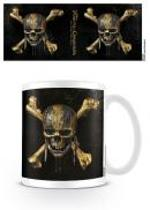 PIRATES OF THE CARIBBEAN - Mug - 300 ml - Skull