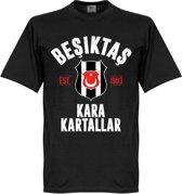 Besiktas Established T-Shirt - Zwart - XL