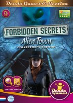 Forbidden Secrets: Alien Town - Collector's Edition - Windows