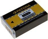 EN-EL22 ENEL22 Patona (A-Merk) batterij/accu voor NIKON