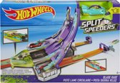 Hot Wheels Split Speeders Blade Raid - Racebaan