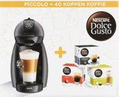 Krups KP100B Dolce Gusto Piccolo - Bonus Pack