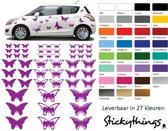 Stickythings Vlinder stickers 30x