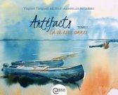 Boek cover Artéfacts - Tome I, Là où nous sommes van Virginie Tanguay