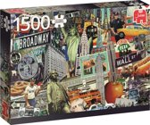 Best of New York  Puzzel - 1500 stukjes