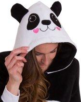 """Onesie, Jumpsuit """"Panda"""" hooded super soft"""