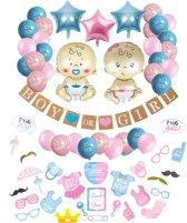 Spullen Voor Babyshower.Bol Com Feestpakket Voor Babyshower Kopen Kijk Snel