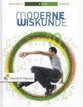 Omslag van 'Leerboek 5 Vwo D Moderne Wiskunde'