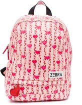 Zebra Trends Rugzak GIRLS - (L) Leo & Hearts