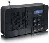 Scansonic DA18 Draagbaar Analoog & digitaal Zwart radio