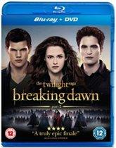 The Twilight Saga: Breaking Dawn Part 2 Blu-ray + DVD
