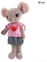 House of mouse knuffel muis Mama
