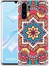 Huawei P30 Pro Hoesje Mandala Hippie