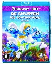 De Smurfen 1 t/m 3 (Blu-ray)