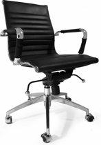 Design stoel 451 Laag Zwart