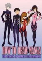 How to Draw Manga: The Basics of Character Drawing