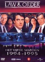 Law & Order - Seizoen 5