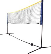 Schildkröt Fun Sports - Kombi Net Set voor Badminton of Tennis