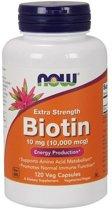 Biotine 10000mcg Extra Strength 120v-caps