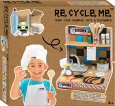 Re-cycle-me knutselpakket Keuken Playworld