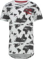 Vingino Jongens War Child collectie T-shirt - Real White - Maat 140