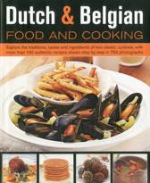 Dutch and Belgian Food and Cooking