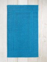 De Witte Lietaer Dolce -  Badmat - 100x60 cm - Blauw