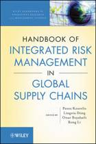 Handbook of Integrated Risk Management in Global Supply Chains