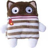 Zorgenvriendje beer figuur knuffel: Enno - 21 cm Knuffelpop