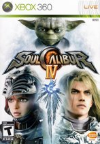 Ubisoft Soul Calibur IV (Xbox 360) video-game