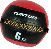 Tunturi Wall Ball - Medicine bal - 6kg - Rood