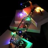 Led Verlichting Kurk - 3 stuks - 20 leds - warm wit - 2 meter-  Inclusief 3 vervangbare batterijen