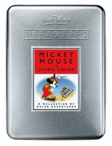Walt Disney Treasures - Mickey Mouse In Living Color (dvd)