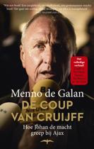 Boek cover De coup van Cruijff van Menno de Galan (Paperback)
