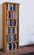 CD DVD rek / kast Vostan (beuken)